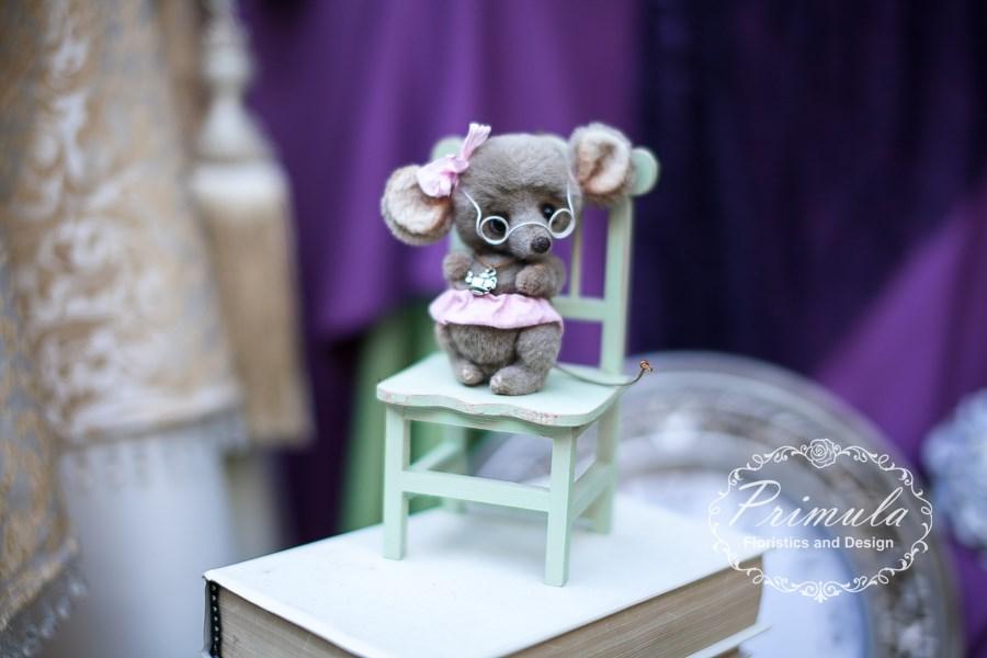 Мышка Люся. Автор: Марика Шмидт.
