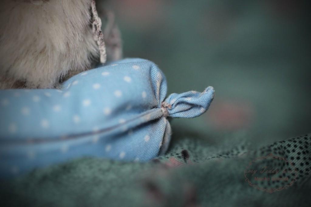Подушечки для мишек Тедди от Марики Шмидт