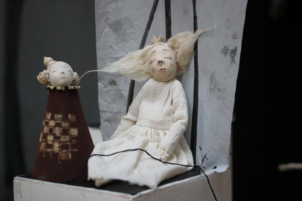 Выставка Время кукол спб