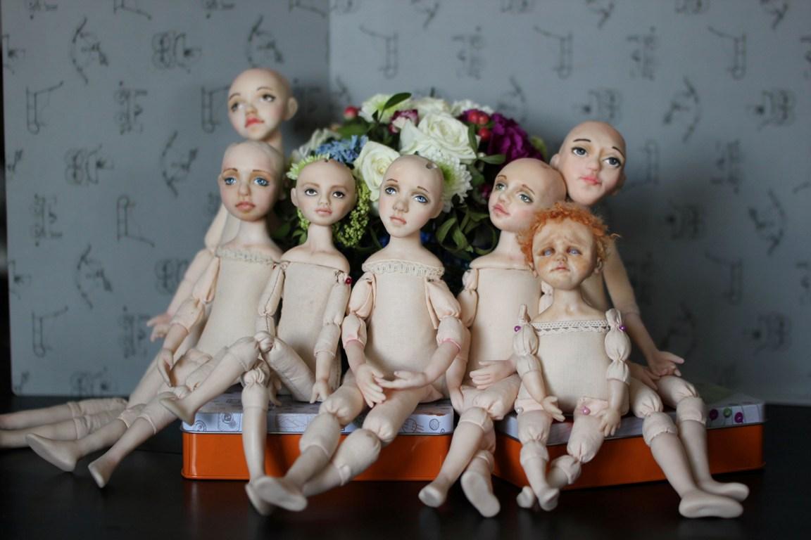 Делаем своими руками кукол 79