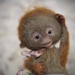Мастер-класс по обезьянке Тедди от Марики Шмидт в Новосибирске