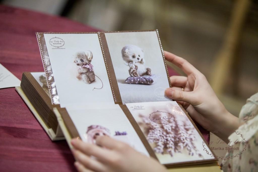 Подарочные открытки от Марики Шмидт