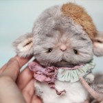 Мышка Тедди от Марики Шмидт