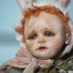 Подвижная будуарная кукла от Марики Шмидт