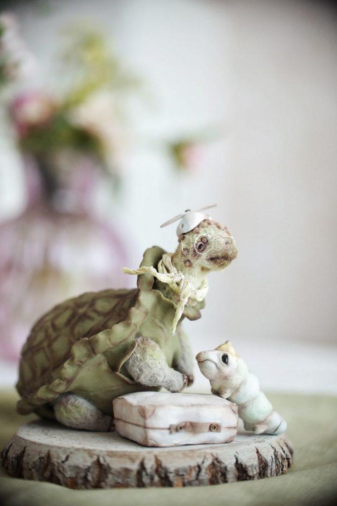 Черепаха Тедди Марика Шмидт