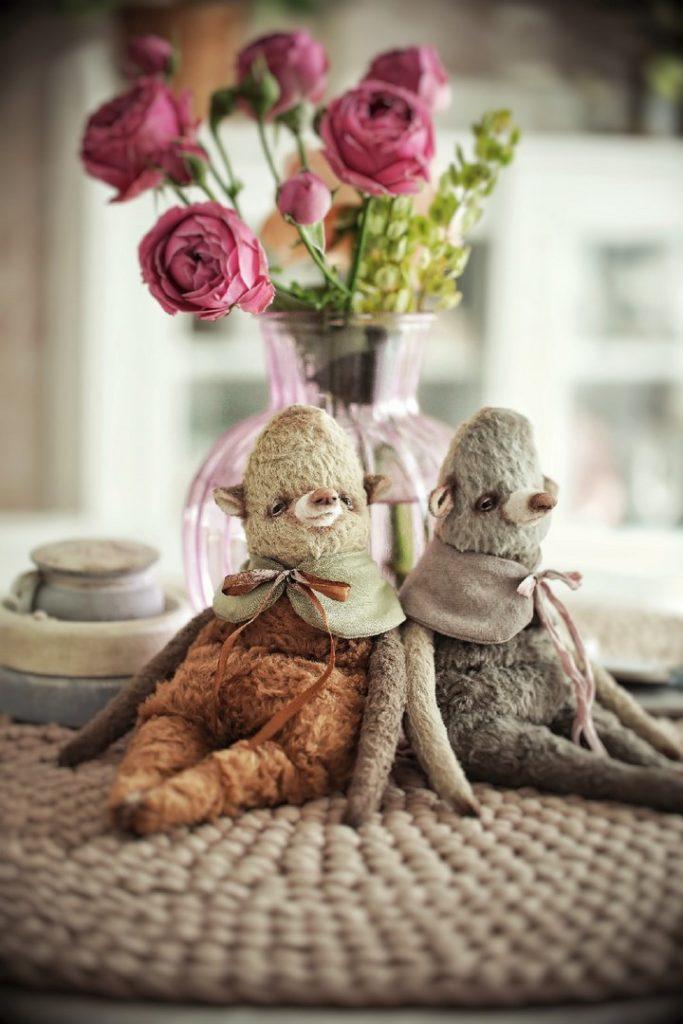 Мишка Тедди Марика Шмидт